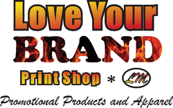 Love Your Brand Print Shop